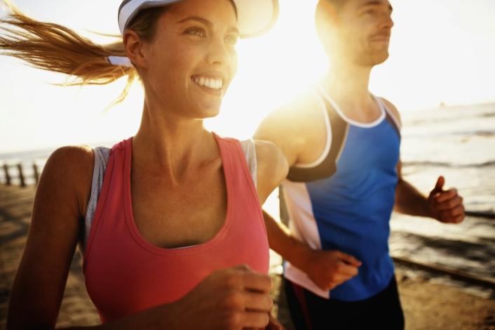 Chạy bộ đều giúp tăng khả năng tình dục