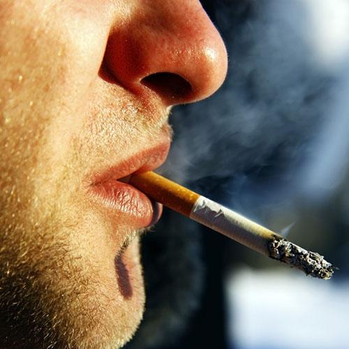 Hút thuốc lá ảnh hưởng tiêu cực sự cương cứng