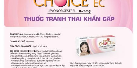 Thuốc tránh thai khẩn cấp Newchoice