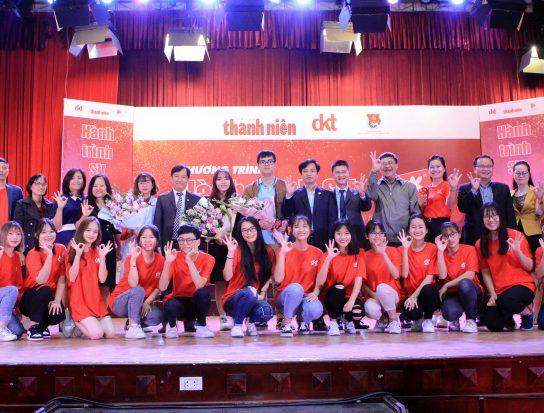 Sinh viên Học viện Báo chí và Tuyên truyền