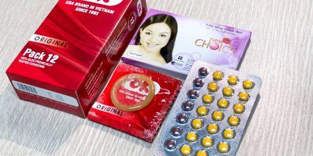 Các phương pháp tránh thai