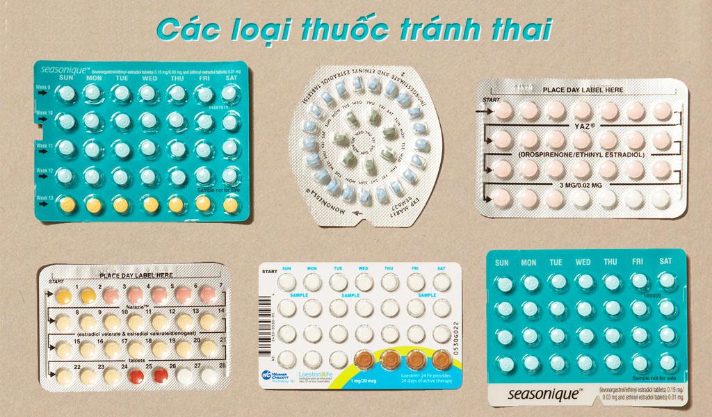 Thuốc tránh thai - Phương pháp tránh thai an toàn hiệu quả bậc nhất hiện nay