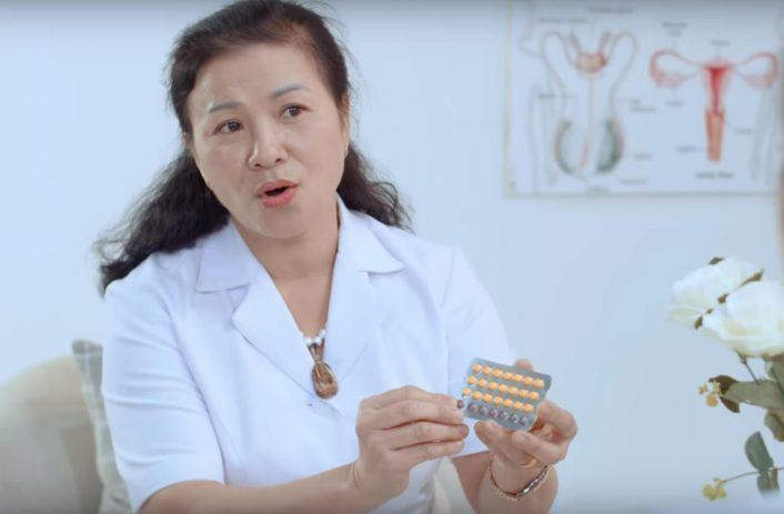 Thuốc tránh thai hàng ngày phía sau đều có hướng dẫn cách dùng cụ thể