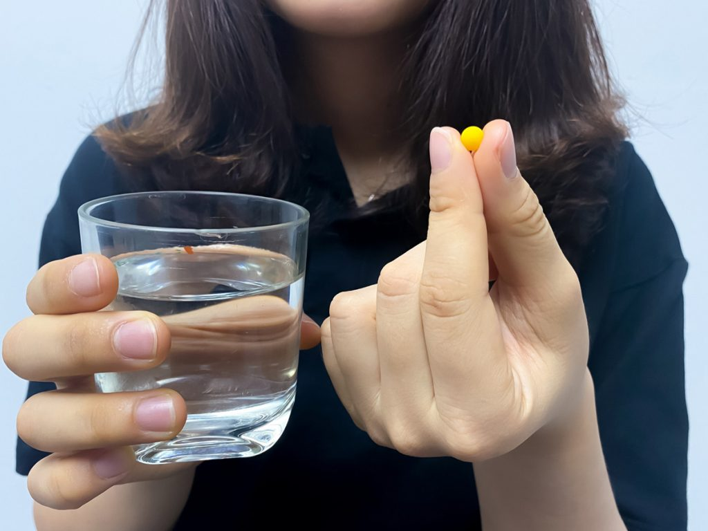 Cần thận trọng với những trường hợp không nên dùng thuốc tránh thai.