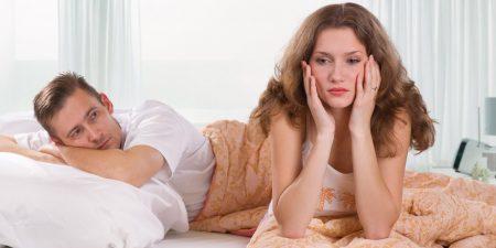 Nguyên nhân suy giảm ham muốn tình dục ở nữ