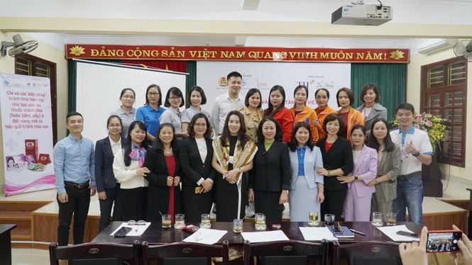 """Giai đoạn 4 dự án """"Vì mẹ và bé – Vì tầm vóc Việt""""hoàn thành với nhiều thành quả đáng ghi nhận"""