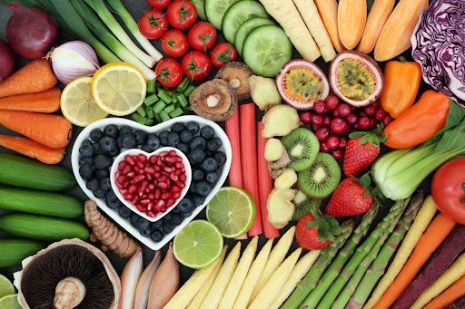 Chế độ ăn uống cân bằng