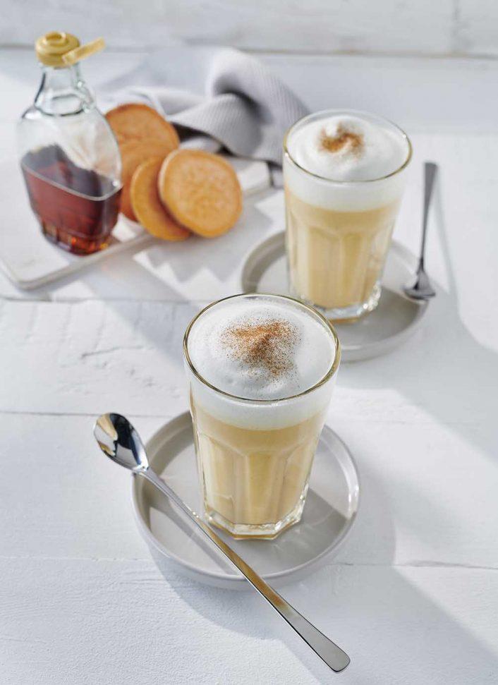 Latte KHOAI LANG