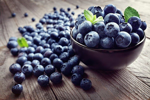 Quả việt quất (blueberries)