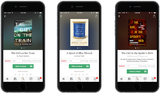 App Goodreads
